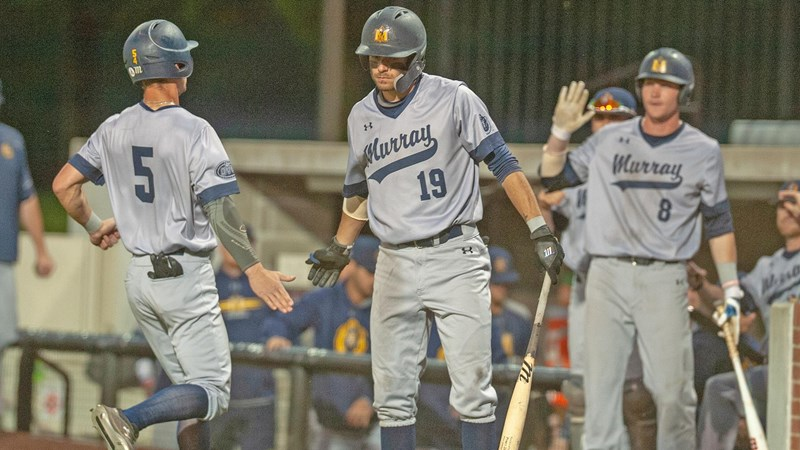 Racers Hit The Road For Three Game Set With Morehead State Murray State University Athletics